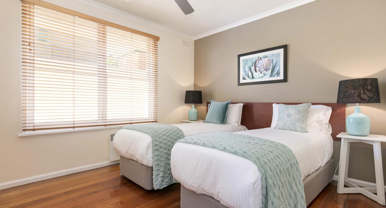 Sandy Breeze 3 - Sandringham - Bedroom