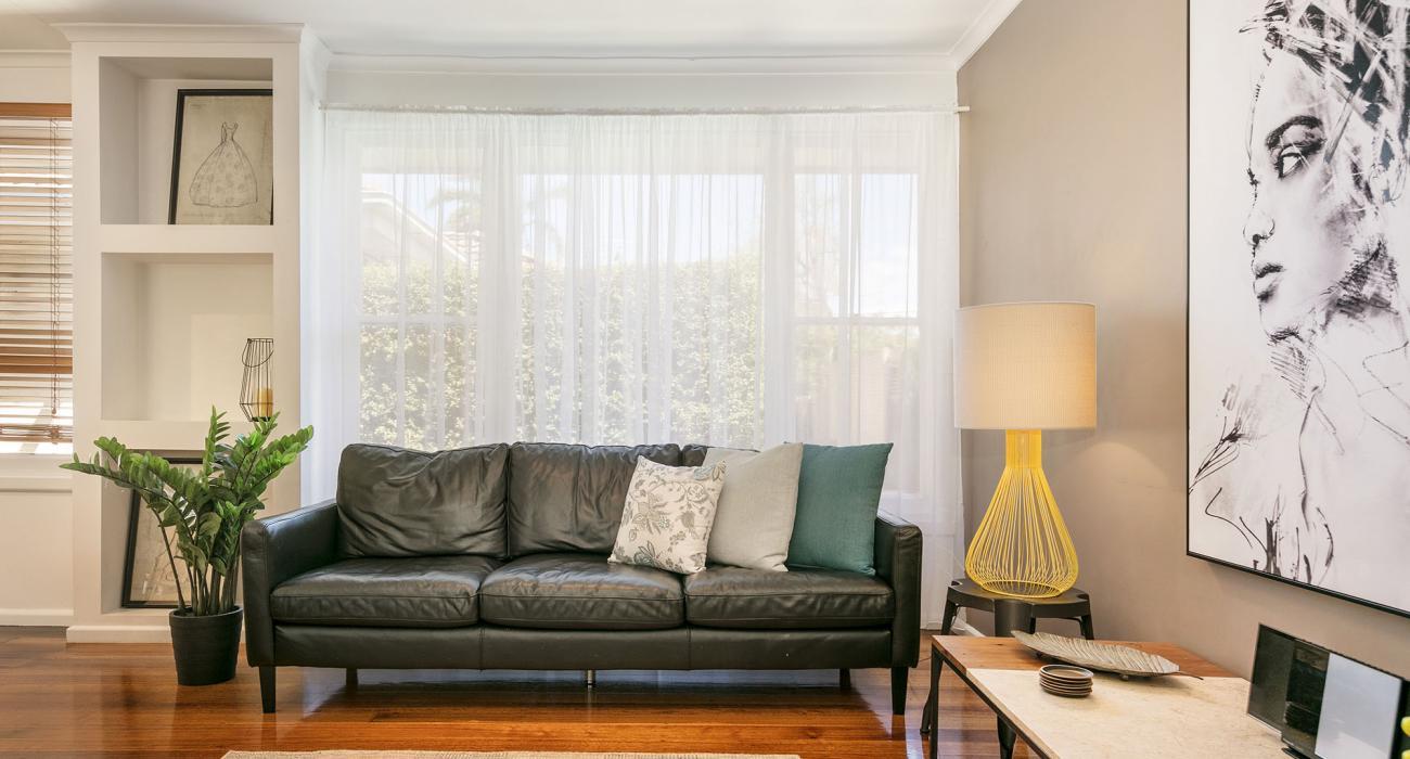 Sandy Breeze 3 - Sandringham - Living Area