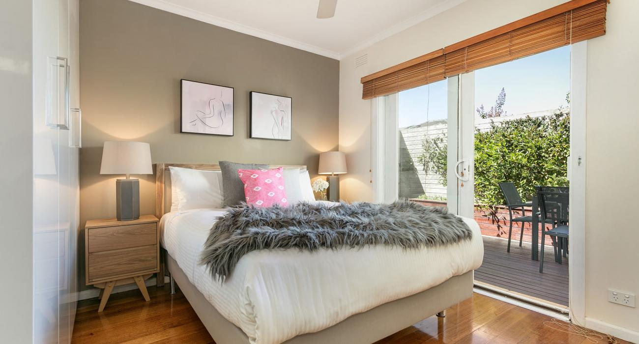 Sandy Breeze 3 - Sandringham - Master Bedroom
