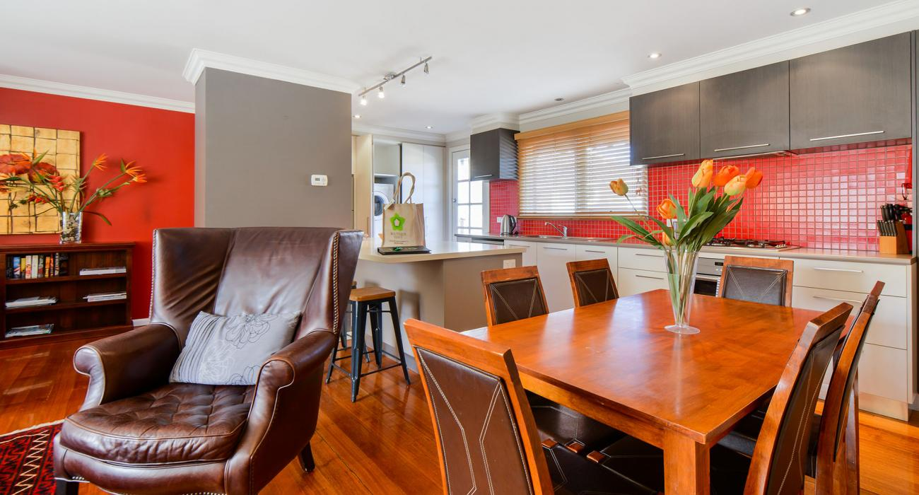 Sandy Haven C - Sandringham - Dining and Kitchen