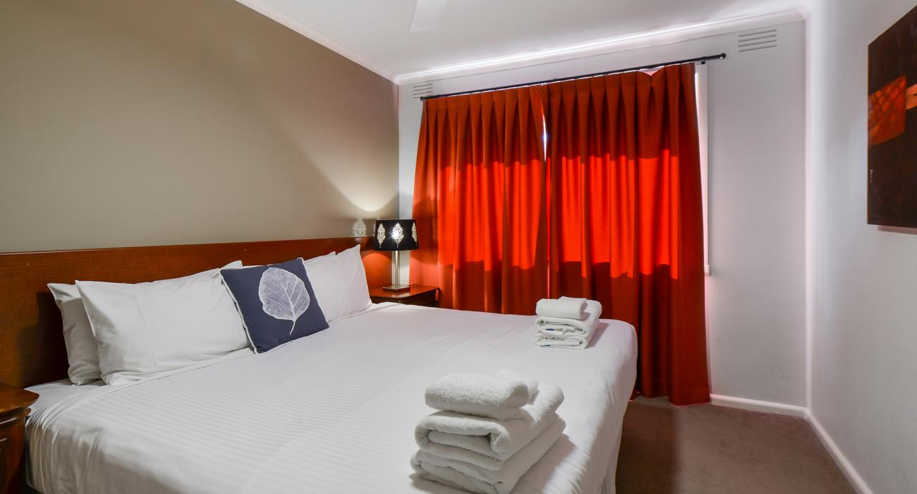 Sandy Haven C - Sandringham - Master Bedroom b