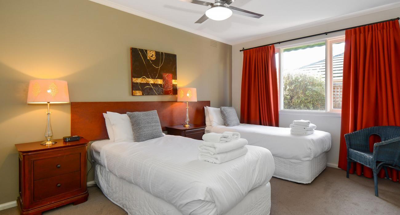 Sandy Haven C - Sandringham - Twin Bedroom