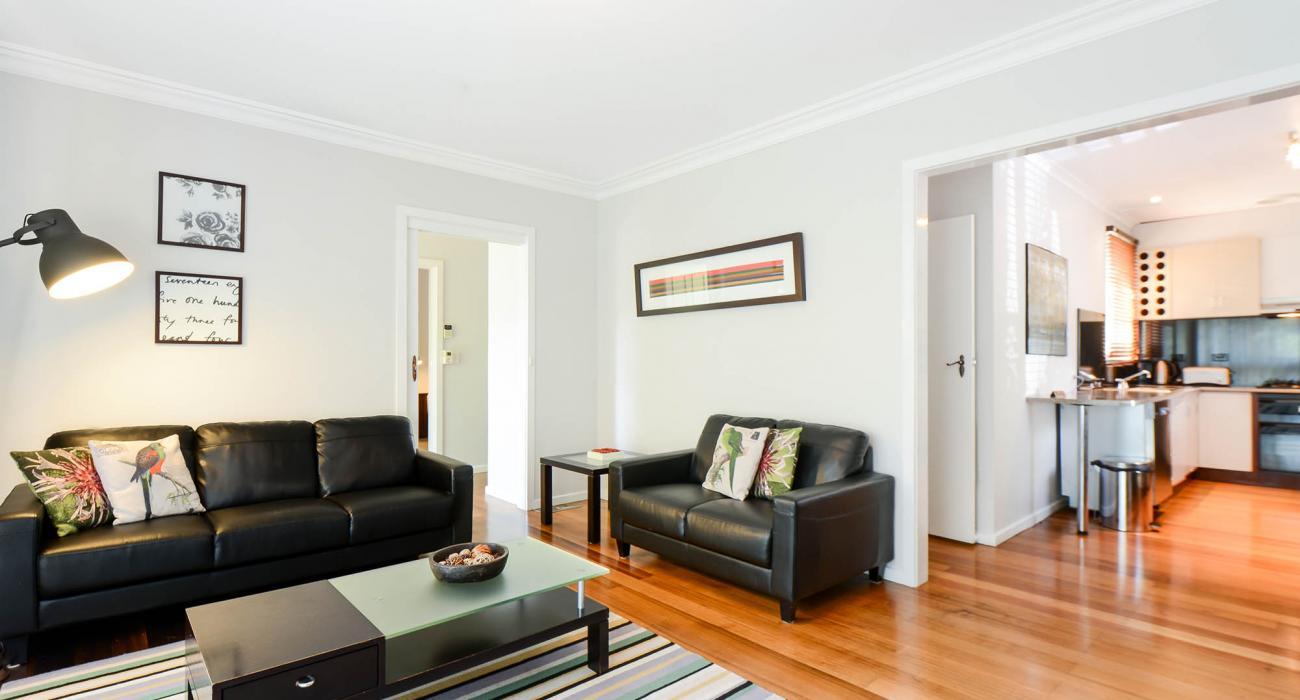 Sandy Side 1 - Sandringham - Living Area