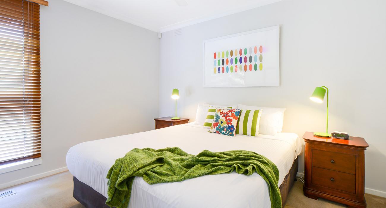 Sandy Side 1 - Sandringham - Master Bedroom b