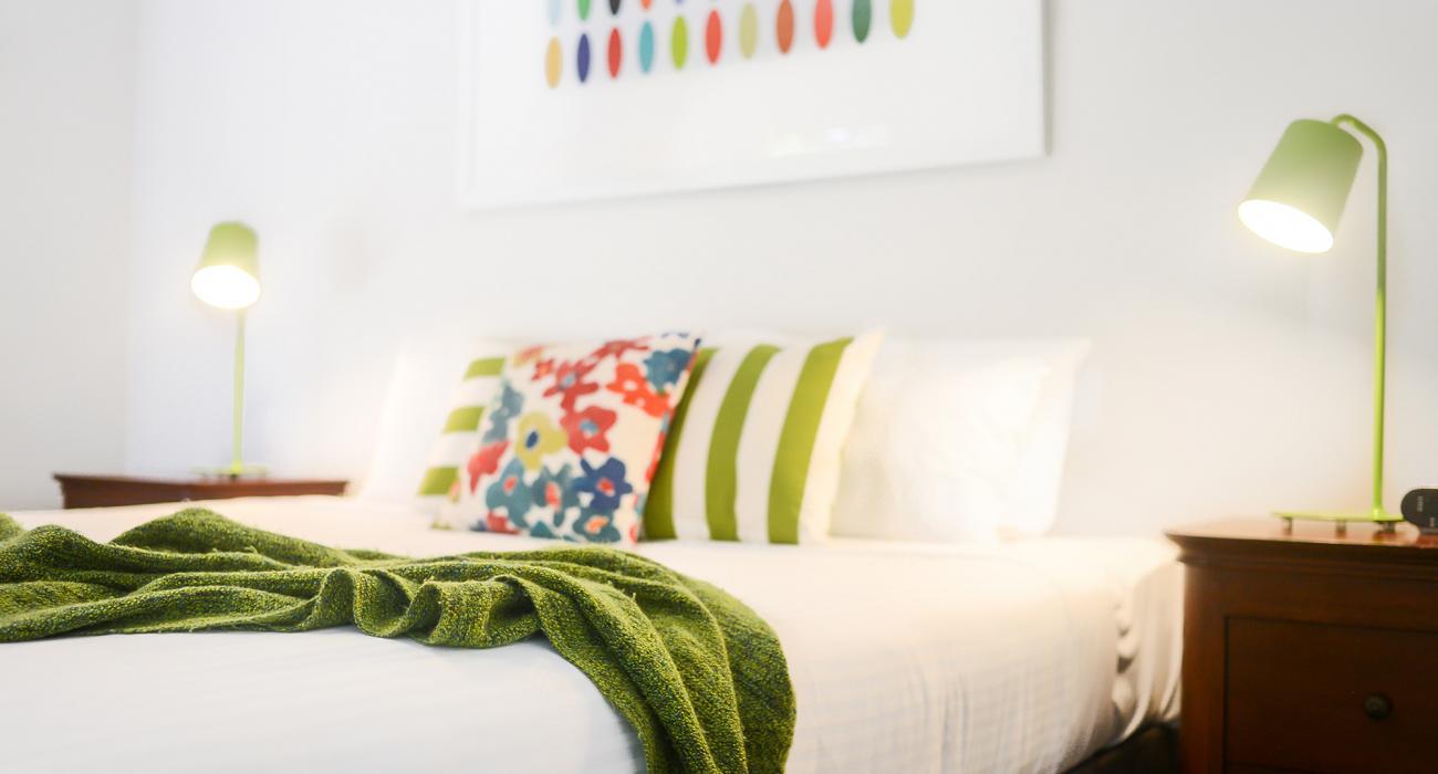 Sandy Side 1 - Sandringham - Master Bedroom e