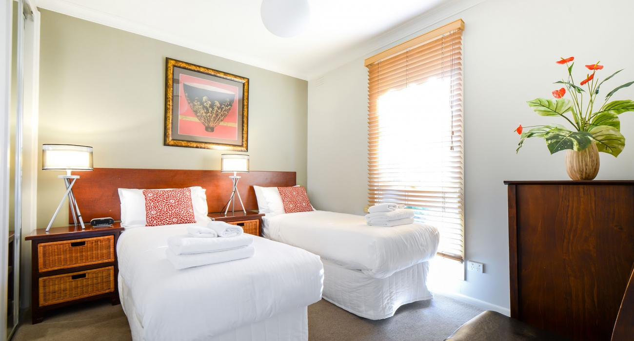 Sandy Side 3 - Sandringham - Twin Bedroom