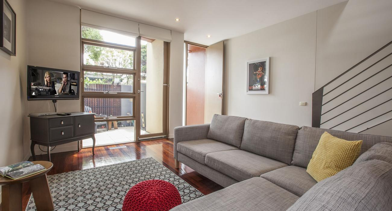Somerset Terrace - Richmond - Living Area b