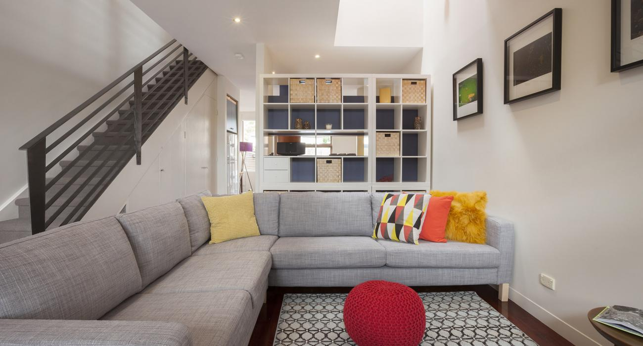 Somerset Terrace - Richmond - Living Area