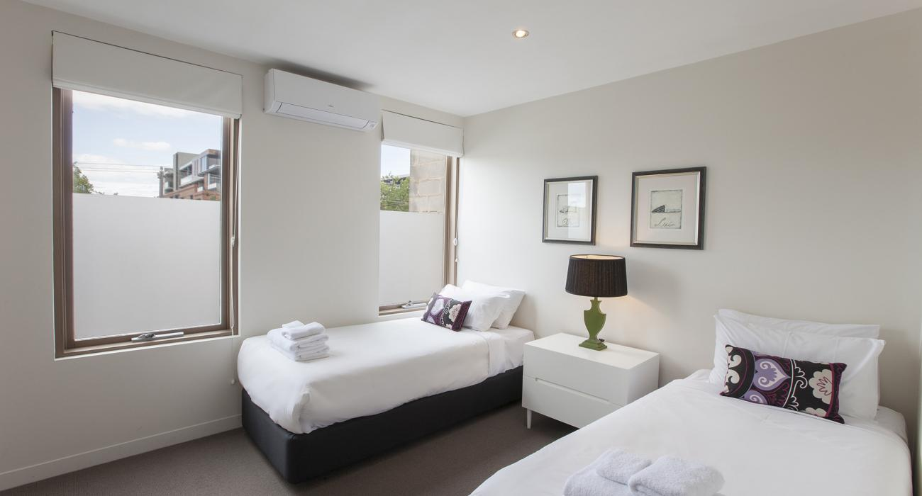 Somerset Terrace - Richmond - Twin Room