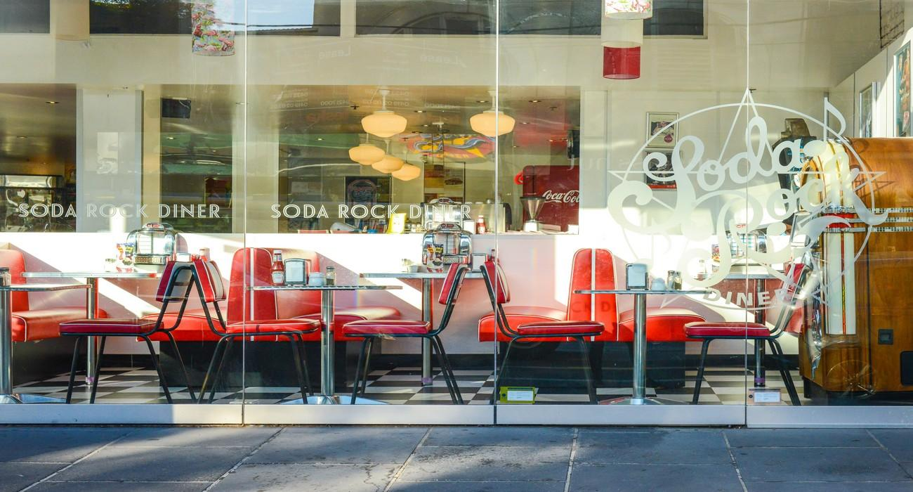 Soda Rock Diner, South Yarra