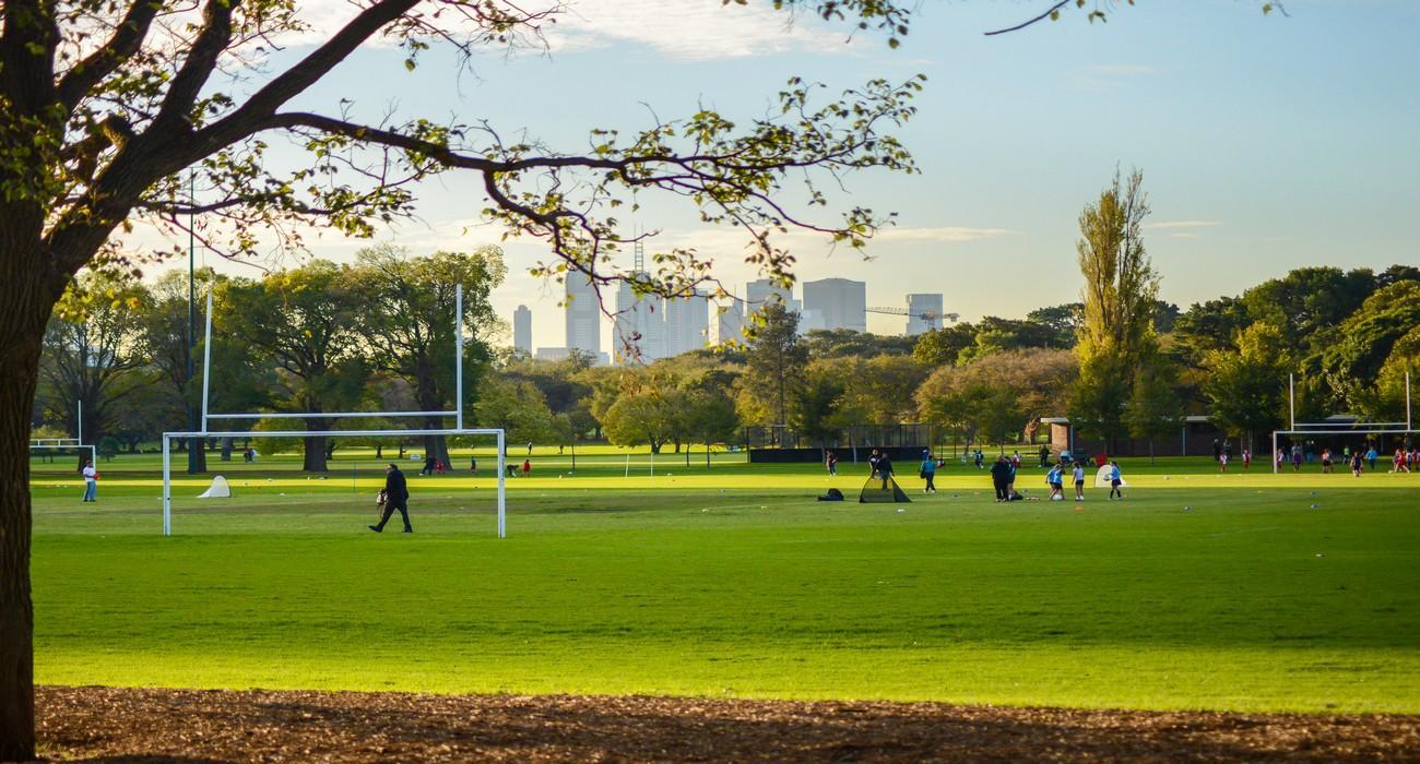 South Yarra Sports Parks