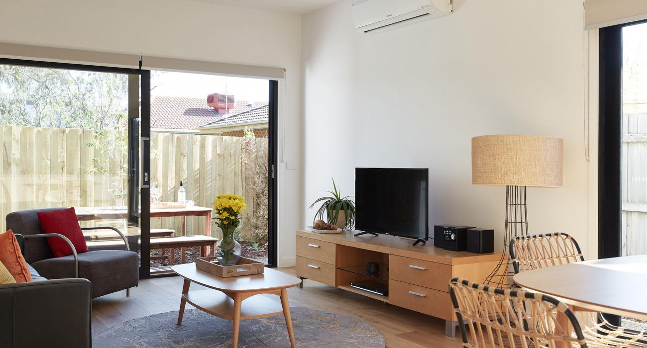 The Aspy - Aspendale - Living Area