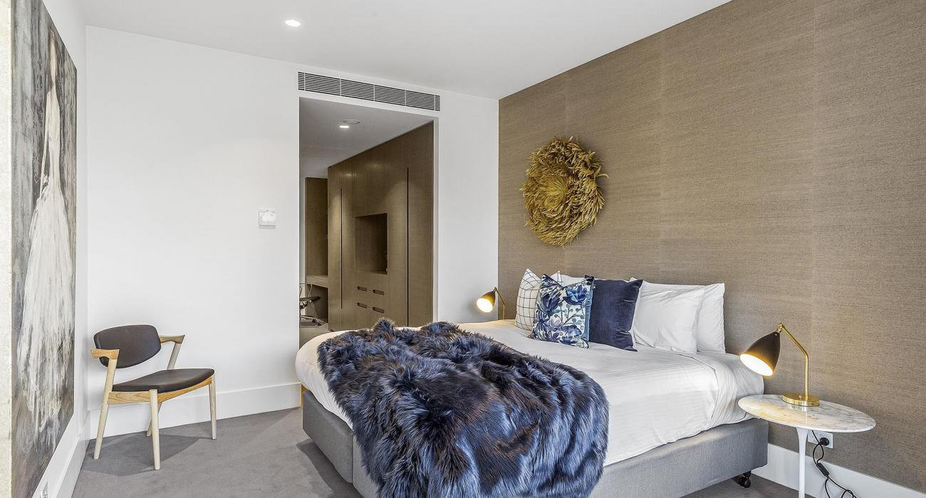 The Capitol - South Yarra - Bedroom 1