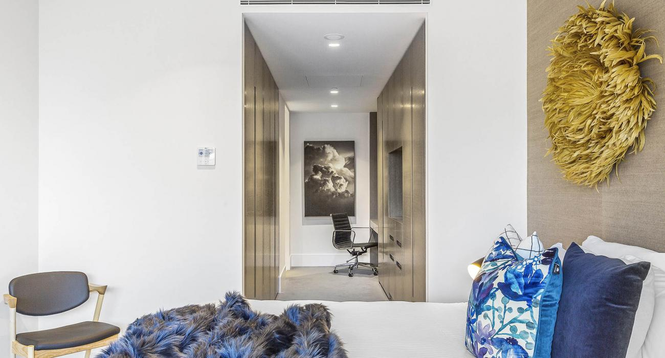 The Capitol - South Yarra - Bedroom 1c