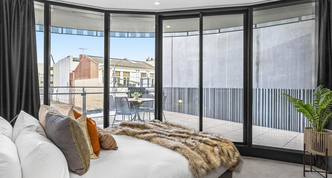 The Capitol - South Yarra - Bedroom 2