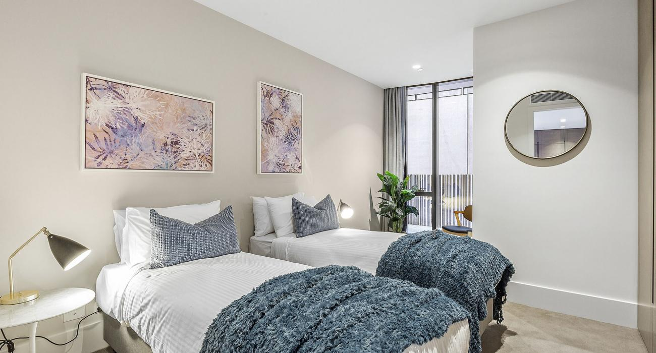 The Capitol - South Yarra - Bedroom 3