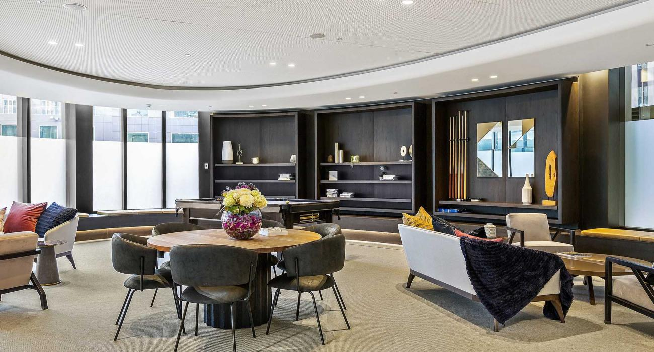 The Capitol - South Yarra - Communal Living Area