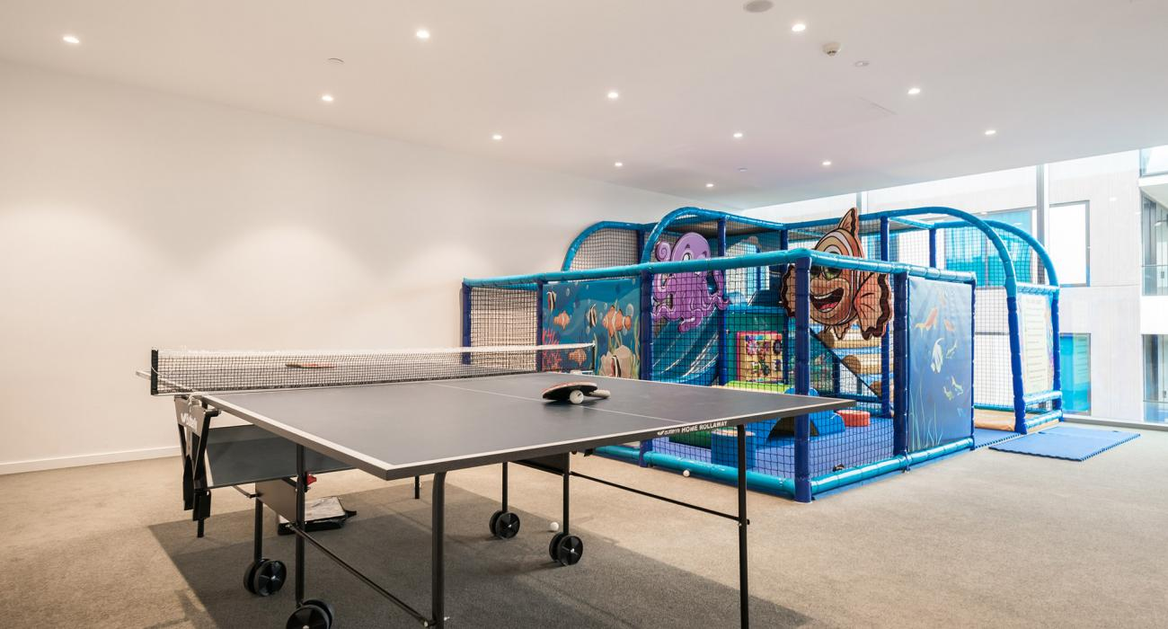 The Fawkner - Melbourne - Indoor Play Area