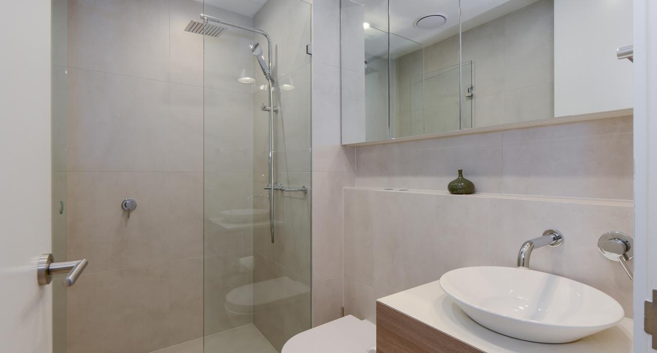 The Lincoln - South Yarra - Bathroom