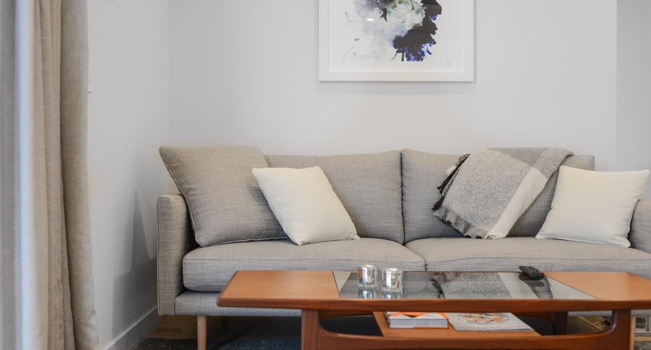 The Lincoln - South Yarra - Living Area