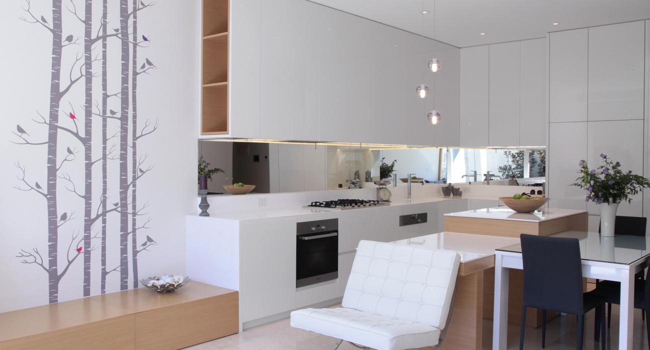 The Residence - Brighton - Kitchen and Dining Area
