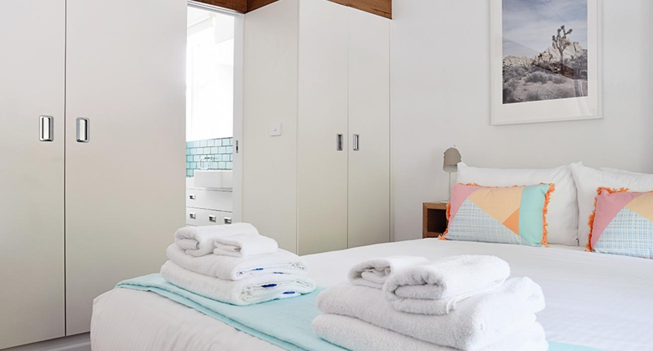 The Trenerry - Abbotsford - Bedroom into Ensuite