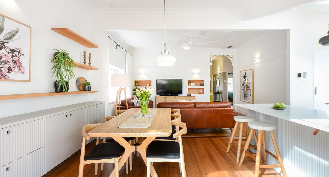 The Veronica - Northcote - Dining Area