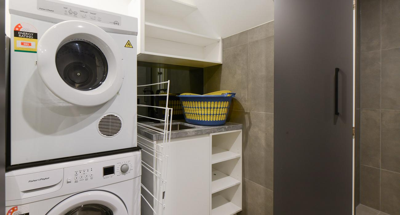 Victoria Road - Hawthorn - Laundry