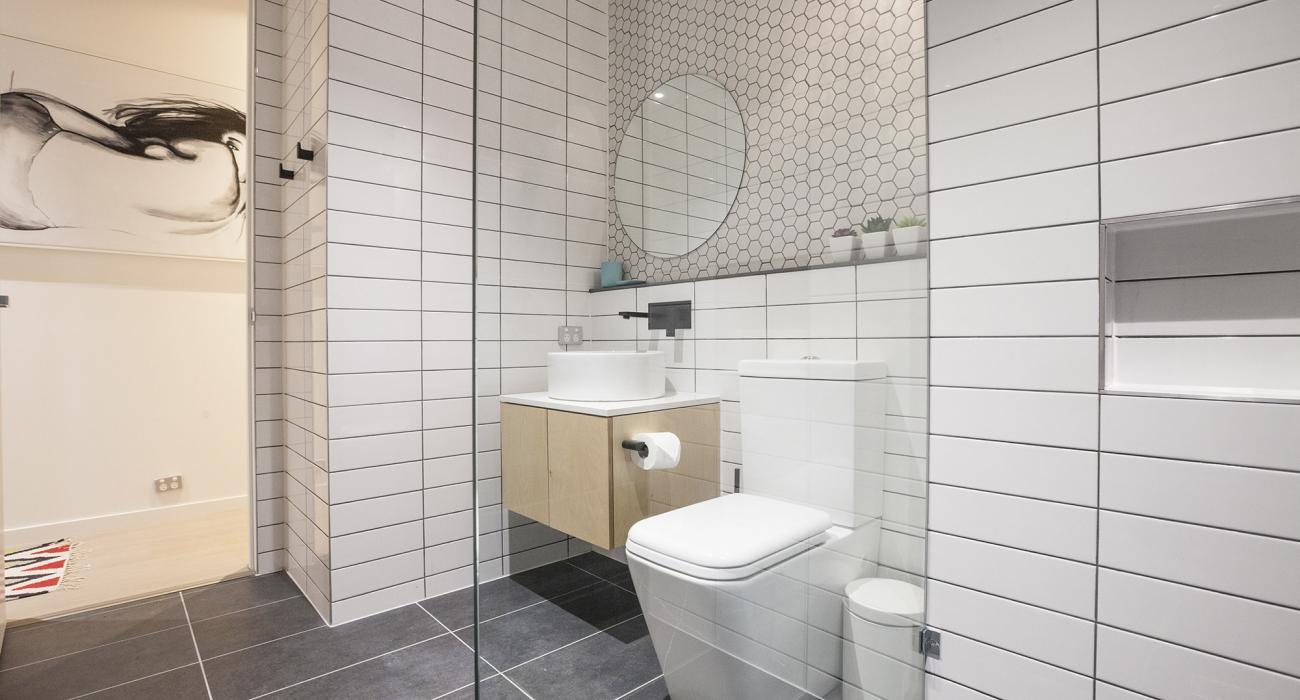 Vox Terrace - Prahran - Bathroom b