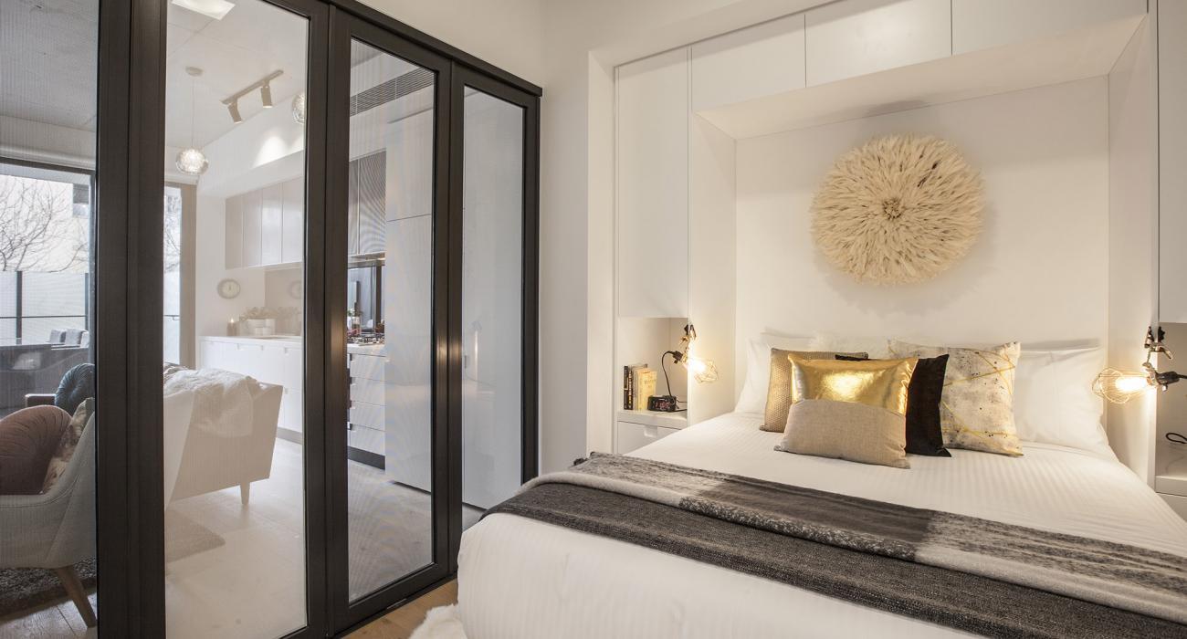 Vox Terrace - Prahran - Master Bedroom b
