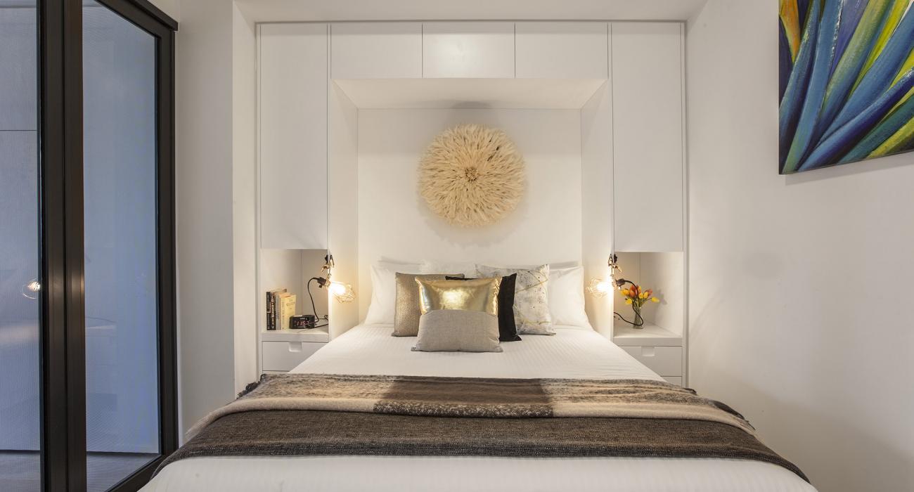 Vox Terrace - Prahran - Master Bedroom