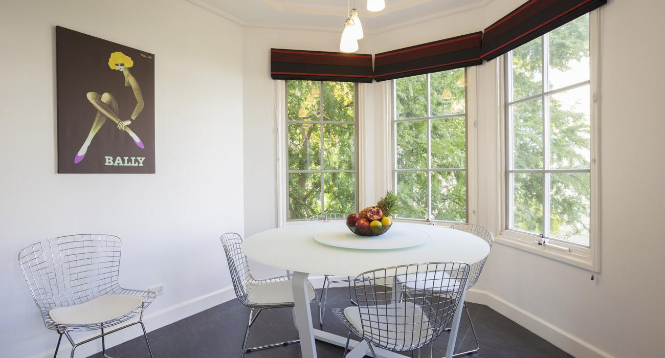 Wellington Mews - East Melbourne - Dining Area 2