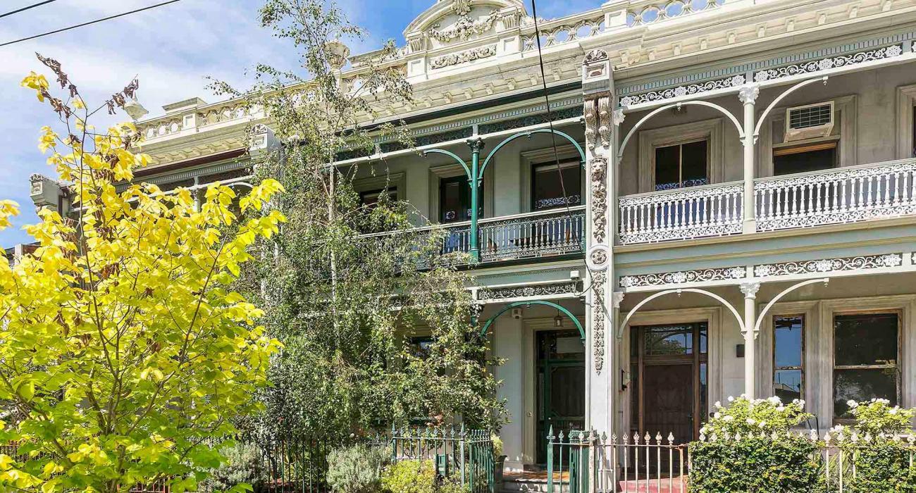 Zetland Terrace - South Melbourne - Front Exterior