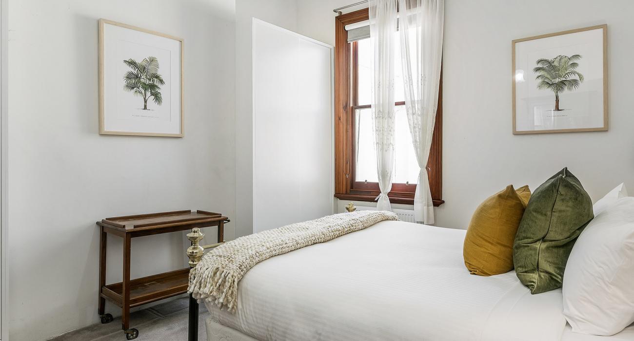 Zetland Terrace - South Melbourne -Bedroom 3