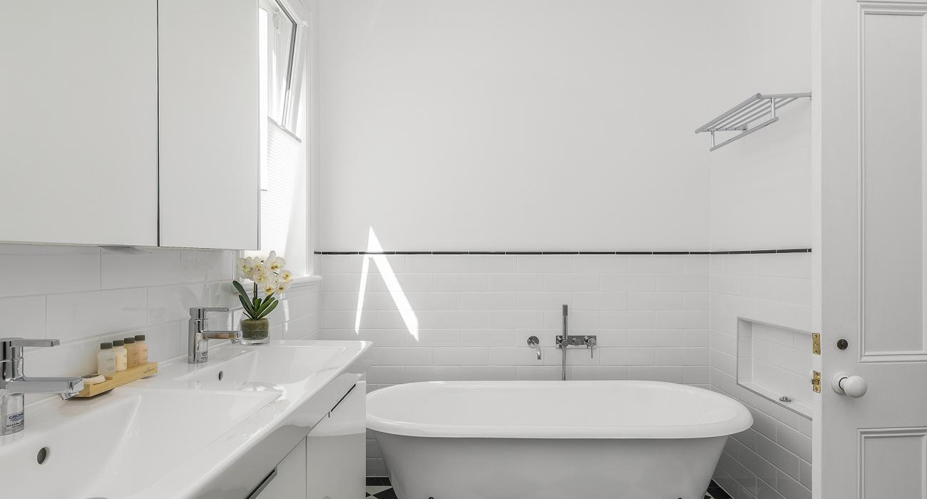 Zetland Terrace - South Melbourne -Central Bathroom