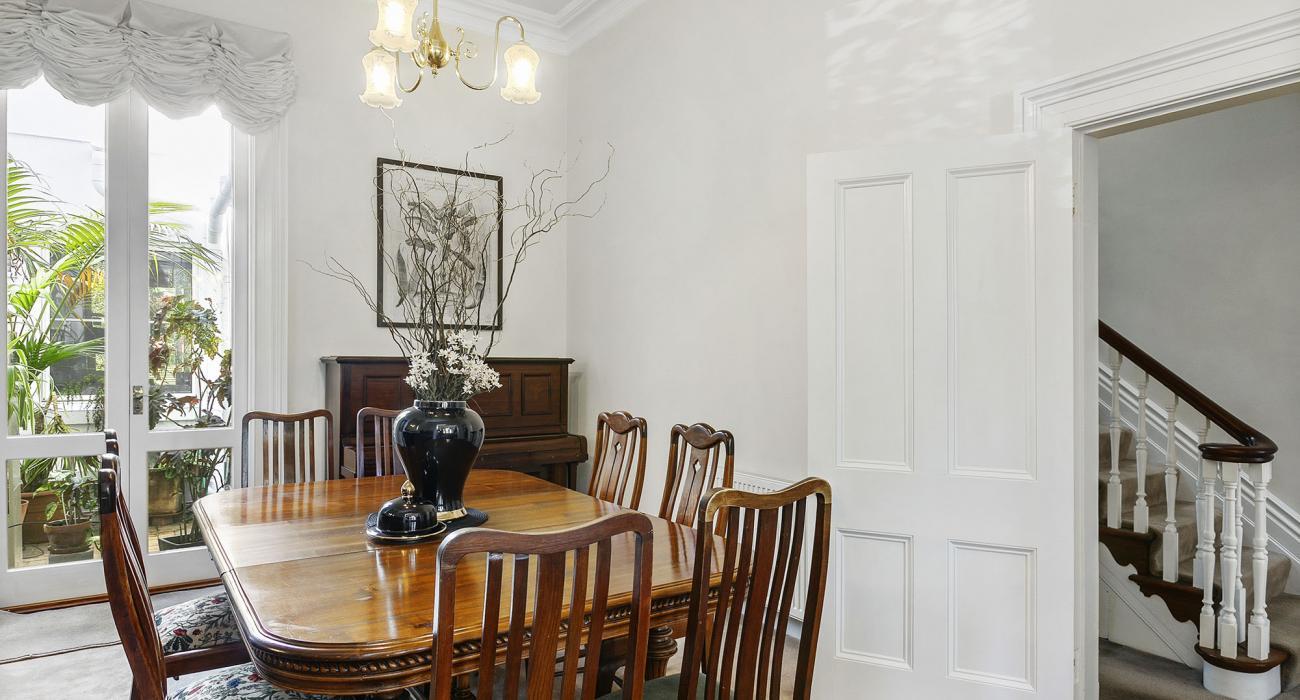 Zetland Terrace - South Melbourne -Formal Dining Room