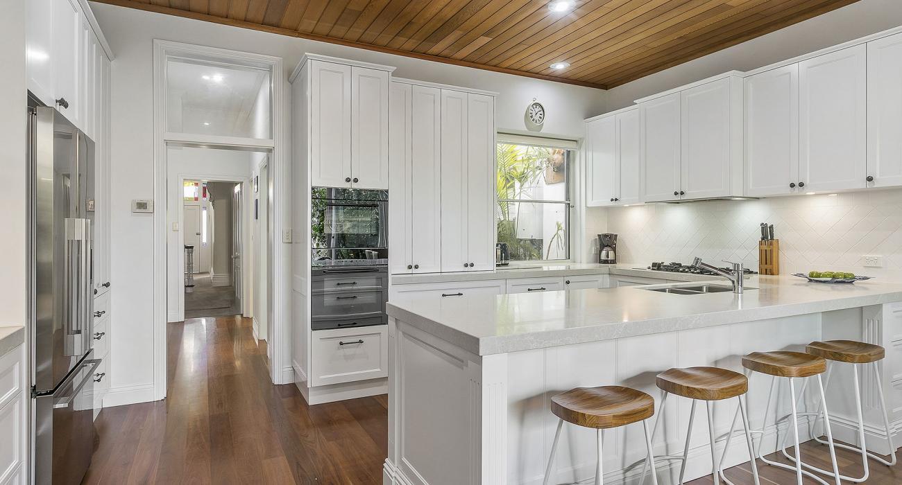 Zetland Terrace - South Melbourne -Kitchen b