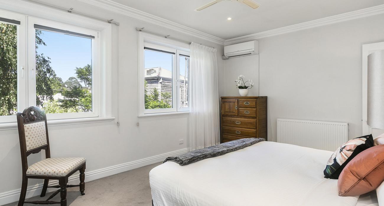 Zetland Terrace - South Melbourne -Master Bedroom