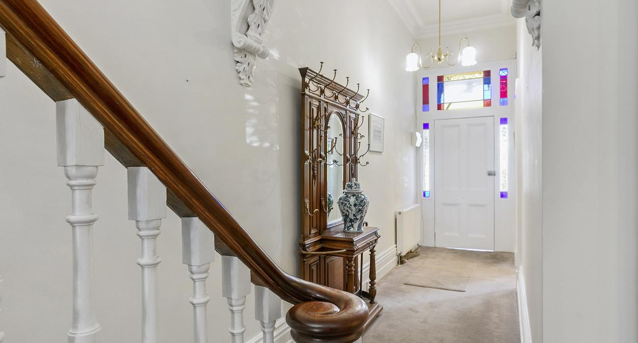 Zetland Terrace - South Melbourne -Staircase and Entrance