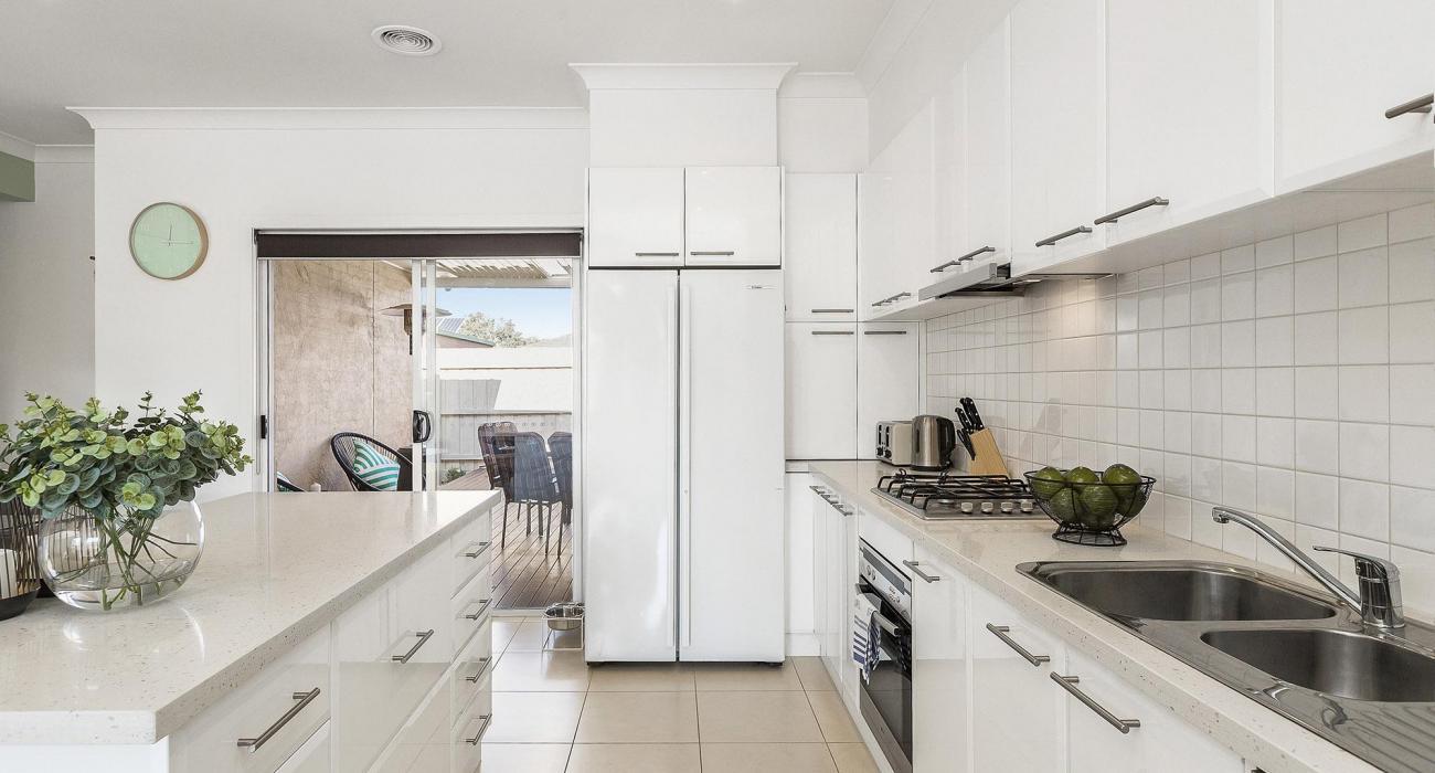 The Richardson - Mentone - Kitchen b