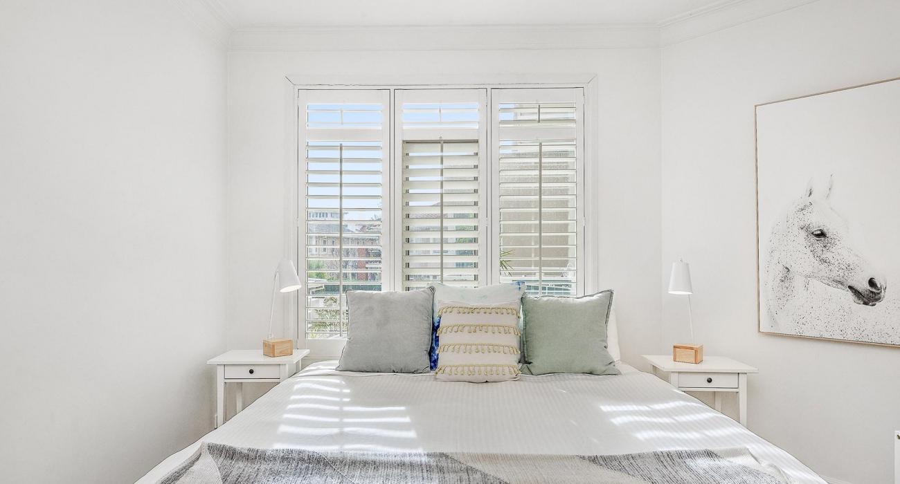 Alberts on Esplanade - Port Melbourne - Bedroom 2b