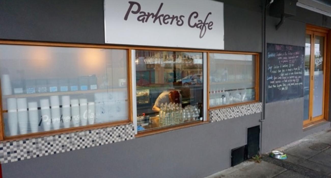 Parkers Cafe Parkdale