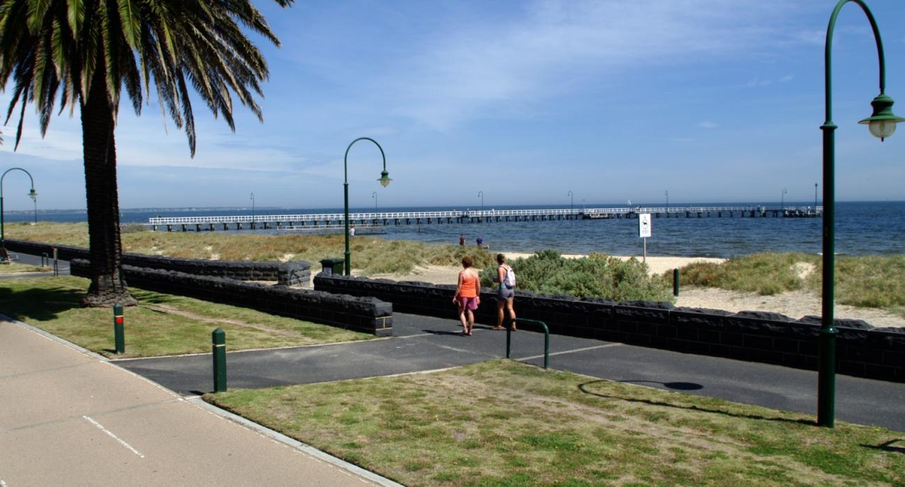 Waterfront Walkways