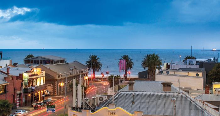 Bay Street port Melbourne