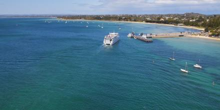 Boutique Stays - Sorrento - Ferry Queenscliff to Sorrento