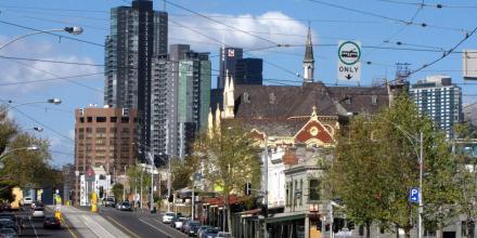 North Melbourne Street