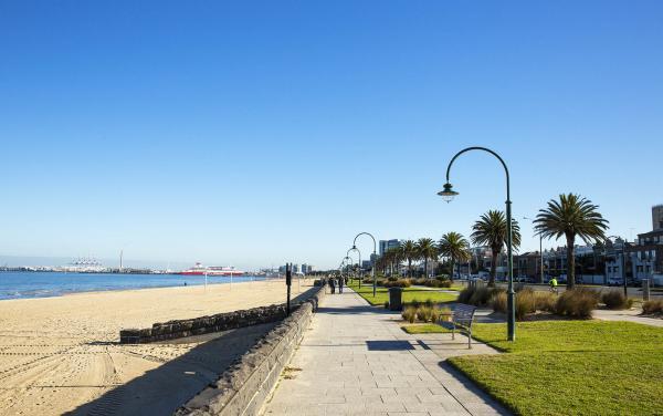 Albert Park - Port Melbourne Foreshore