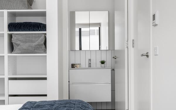 Axel Apartments The Faircroft - Glen Iris - Bathroom ensuite