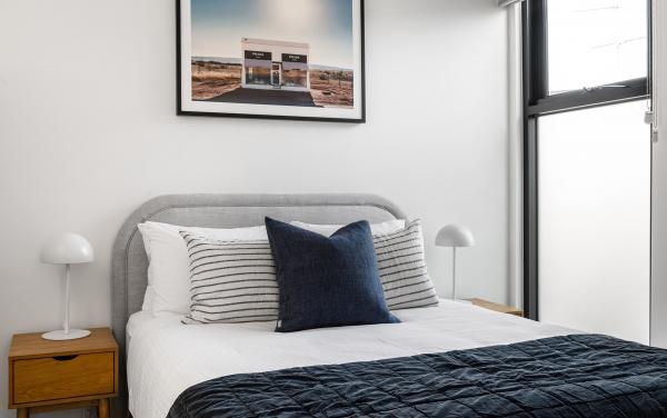 Axel Apartments 203 The Bonfield - Glen Iris - Bedroom 2