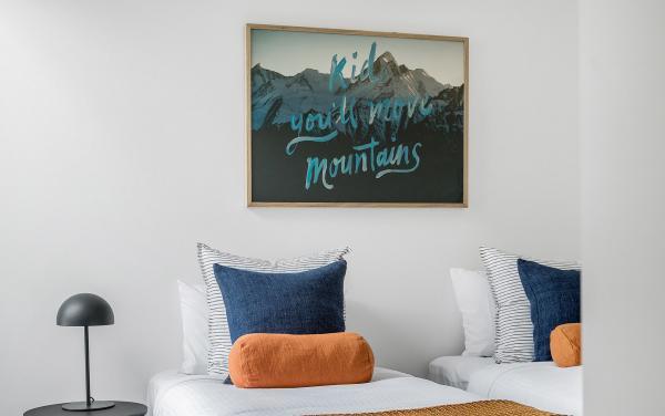 Axel Apartments 203 The Bonfield - Glen Iris - Bedroom 3c